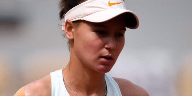 Четвертьфинал турнира в Абу-Даби пополнился россиянкой