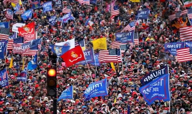 Марш за спасение Америки, или Куда подевались русские хакеры