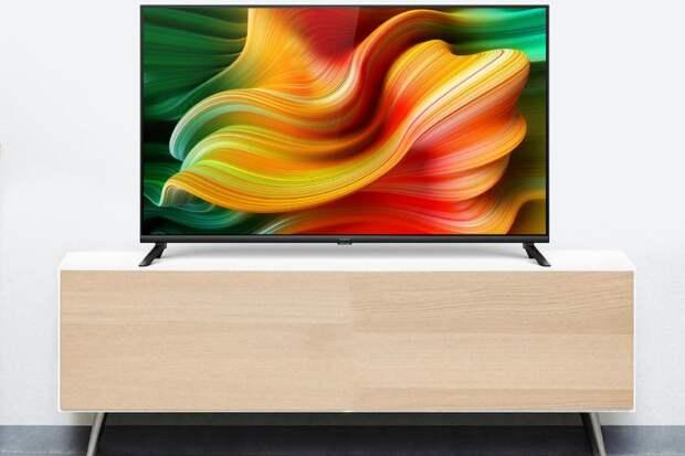 Realme в следующем месяце представит новый смарт-телевизор