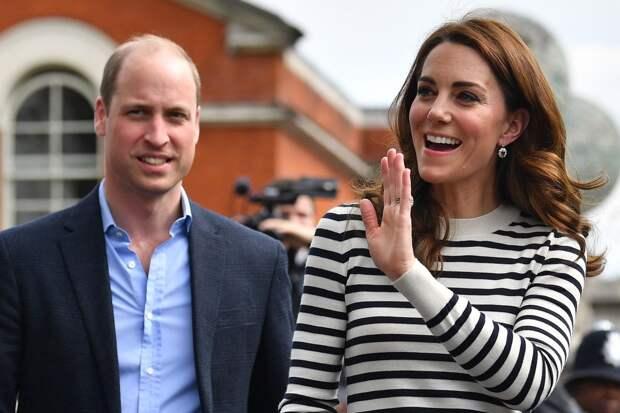 герцогиня Кембриджская одежда