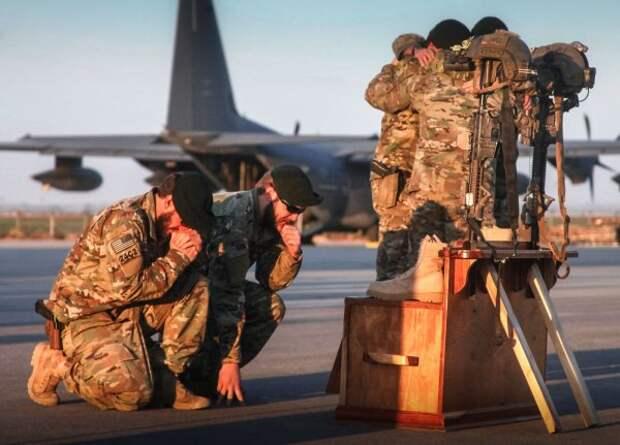 Как погибла целая бригада морпехов США