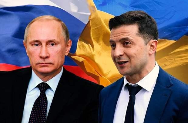 """""""Это будет катастрофа"""": сидящему на чемоданах Зеленскому напомнили возможности Путина в геополитике"""