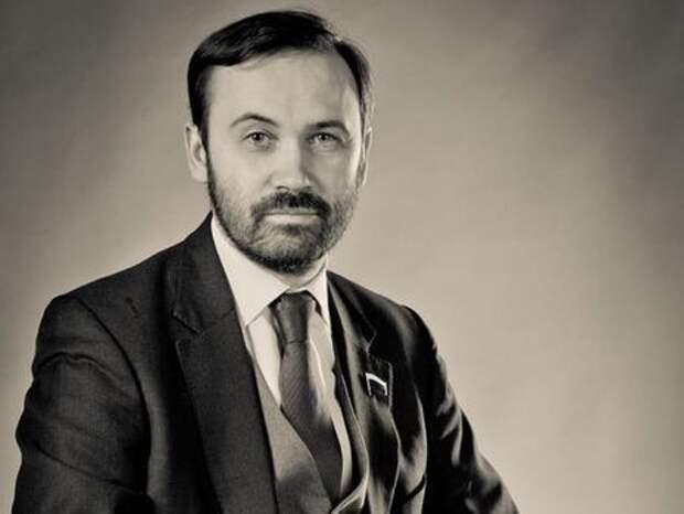 Пономарев: Украина для меня приоритет, тут буду заниматься тем, что делал в России