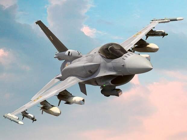 Американская Lockheed Martin предложила Украине заменить советские истребители на F-16