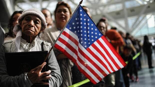 Получится ли у элит США эксперимент над страной?