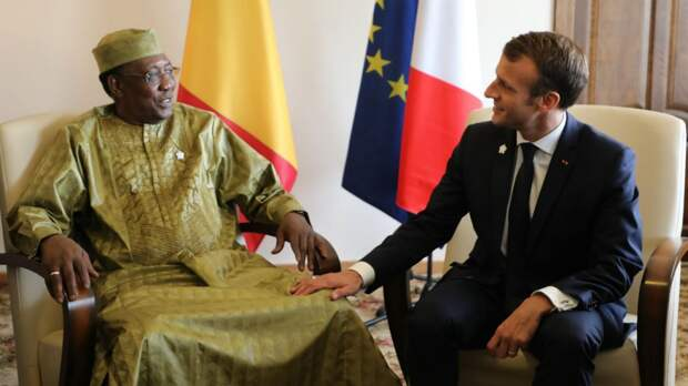 О столкновении российских и французских интересов в ЦАР