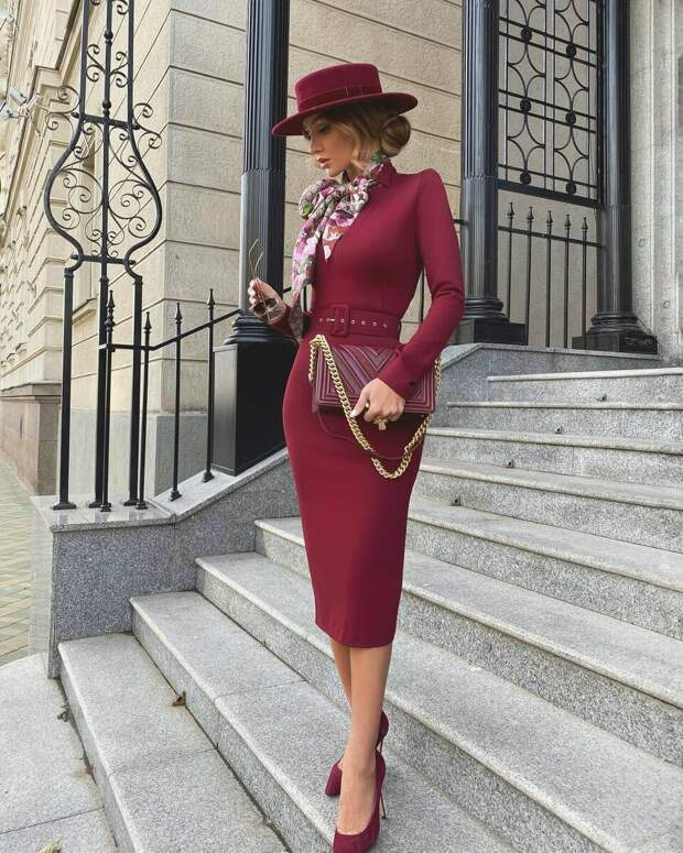 «Мисс элегантность». Как выглядеть роскошной в трикотаже