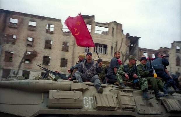 Чечня, 1995.