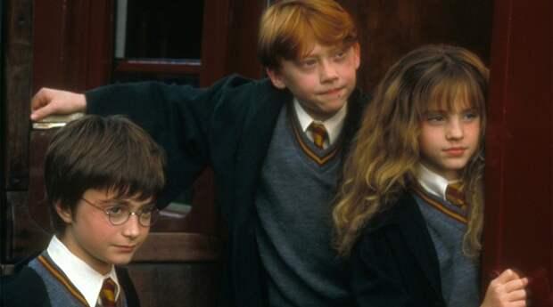 Как сейчас выглядят актеры из«Гарри Поттера»