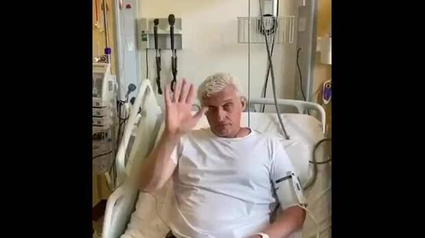 Тиньков заявил о полной ремиссии после пересадки костного мозга