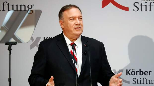 Майк Помпео «назначает врагами» Россию, Китай и Иран
