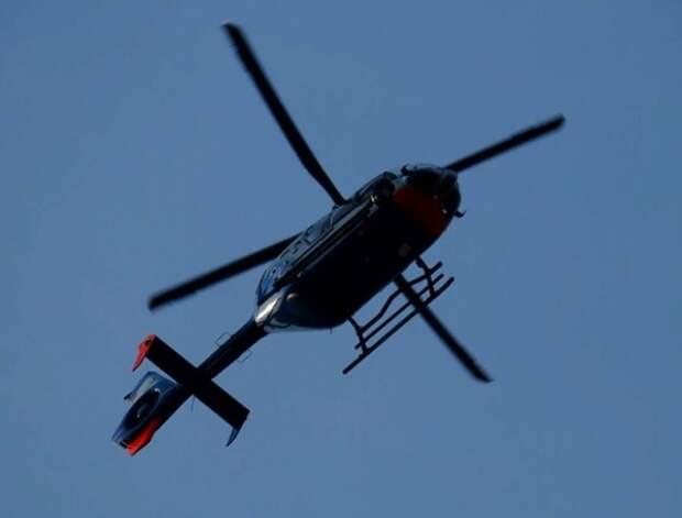 Полиция заинтересовалась видео со сброшенным с вертолёта Gelandewagen