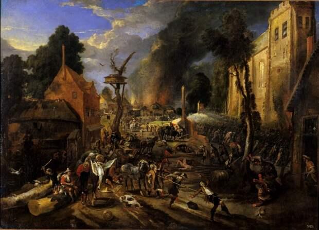 Как началась Нидерландская революция
