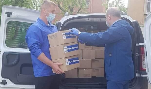 Единая Россия: треть всех участников праймериз— волонтёры