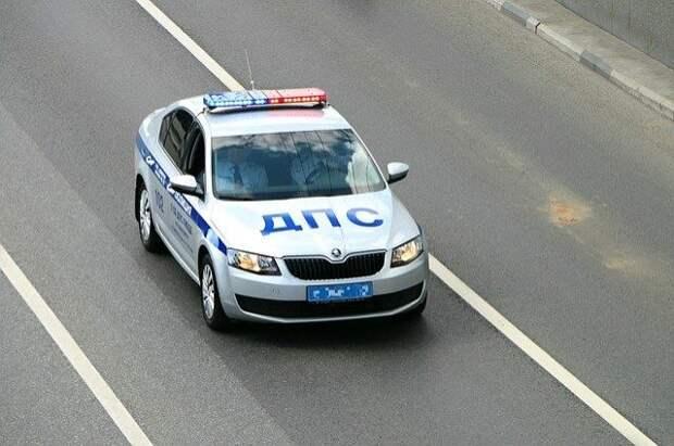 В Красноярске пьяный водитель сбил инспектора ГИБДД