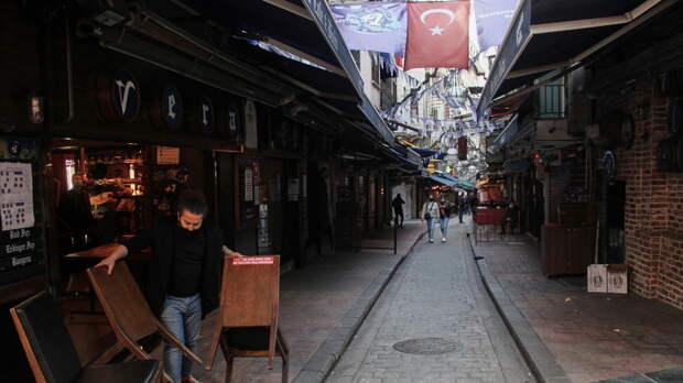В Турции за сутки выявили 54 791 случай коронавируса