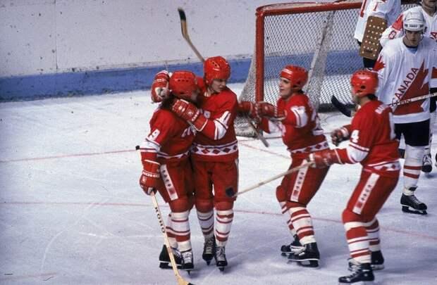 Триумф советского хоккея. Так звезд НХЛ ещё никто не побеждал