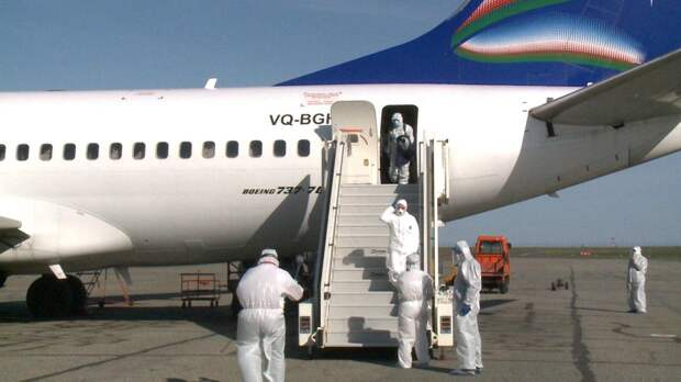 В Удмуртию вернулись 202 вахтовика из Бурятии
