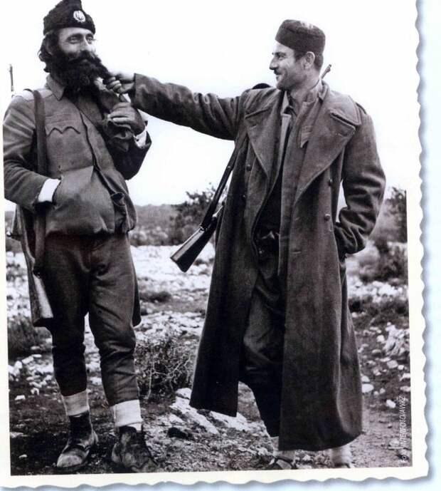 Последние бои 13-й горной дивизии СС «Ханджар»