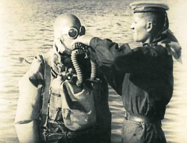 «Люди-лягушки»: как подводный спецназ СССР испугал финскую армию
