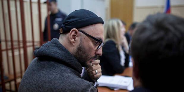 Серебренникову продлили домашний арест