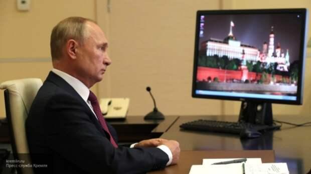Запуск «Циркона»: Путин назвал испытание большим событием для всей России