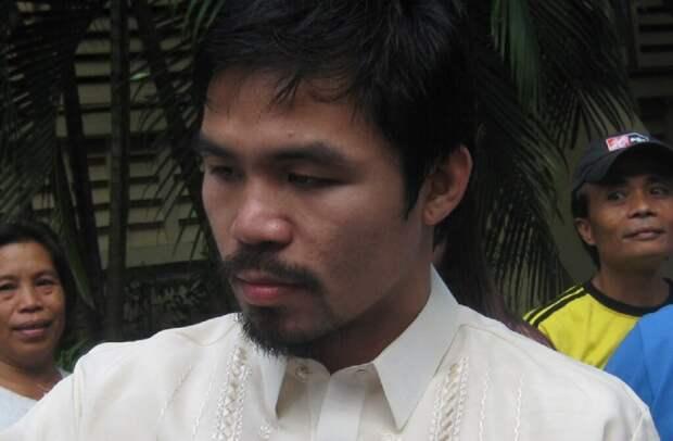 Экс-чемпион мира по боксу может стать президентом Филиппин