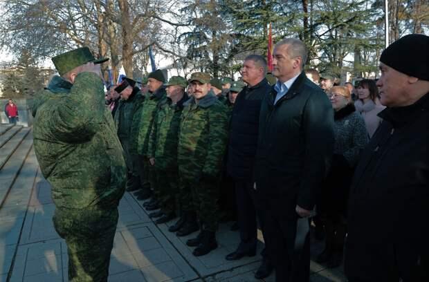 Личную гвардию Аксенова лишают единственного жилья