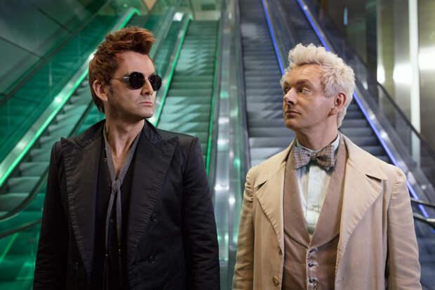 Дэвид Теннант и Майкл Шин сыграют звезд британского театра, отправившихся на карантин