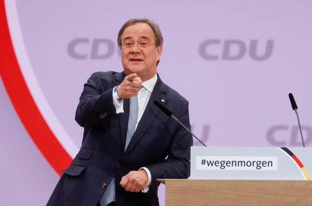 Вопреки мнению избирателей: правящая партия Германии утвердила своего кандидата на пост канцлера