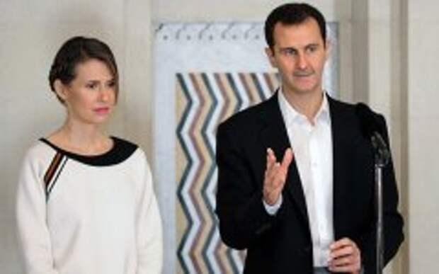 Асад отказался от предложения Тегерана перевезти семью в Иран