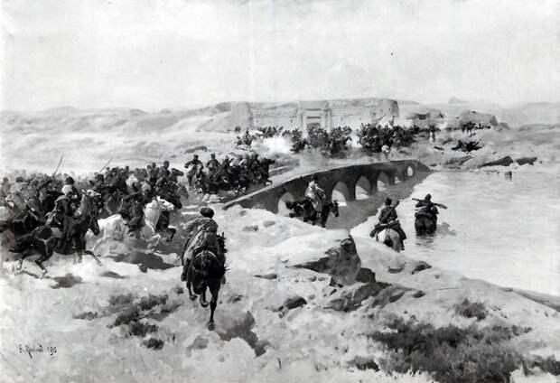 «Холодная война» 1917-го, или Как русские на границе в Афганистаном британцев переиграли