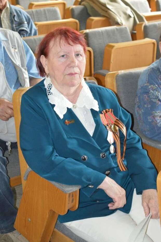 День Победы для ветеранов Севастопольского троллейбуса
