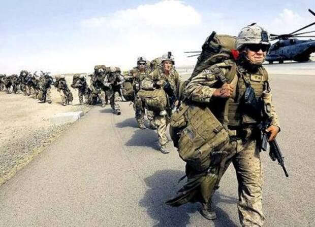 НАТО начало эпохальный исход из Афганистана