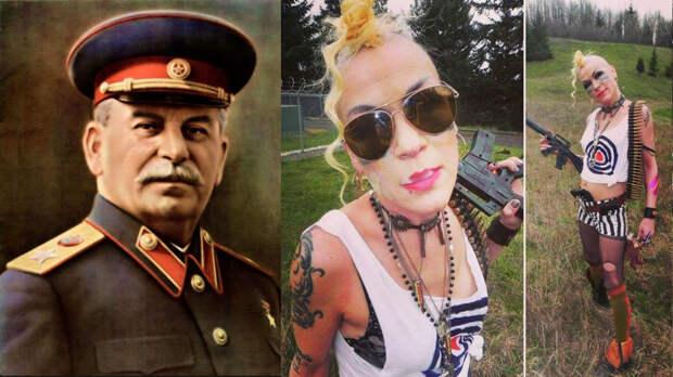 Как сейчас живет внучка Сталина и почему она ненавидит Советский Союз?