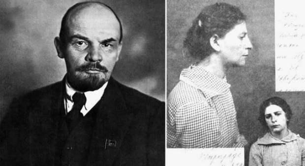 Покушение на Ленина. Кто стоял за Фанни Каплан?