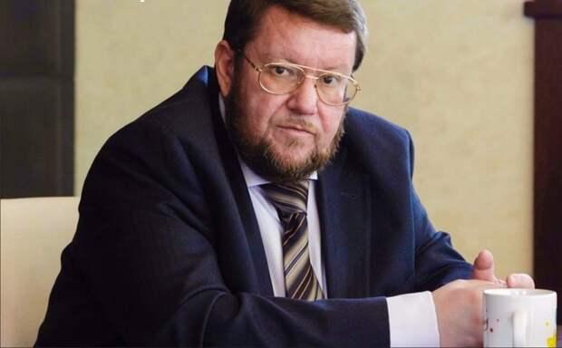 """К завершению """"Северного потока - 2"""". Евгений Сатановский"""