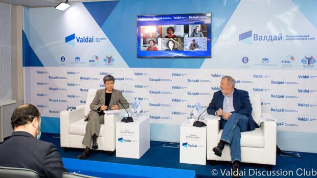 Женщины в мировой политике: сотрудничество полов, равенство возможностей и «стеклянные потолки»
