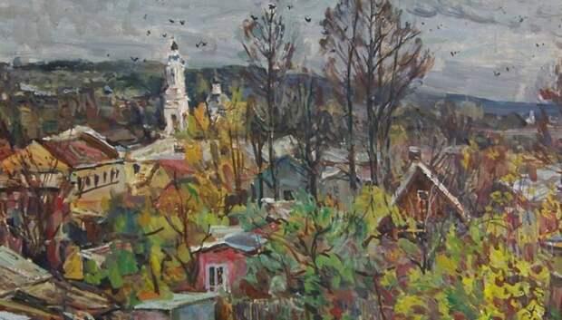 Выставка картин с пейзажами Тарусы откроется в Подольске в субботу