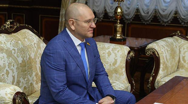 Евгений Шевченко — фанат Лукашенко или тайный посол Зеленского?