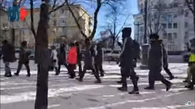 От Хабаровска до Бреста происходит «слив» протеста