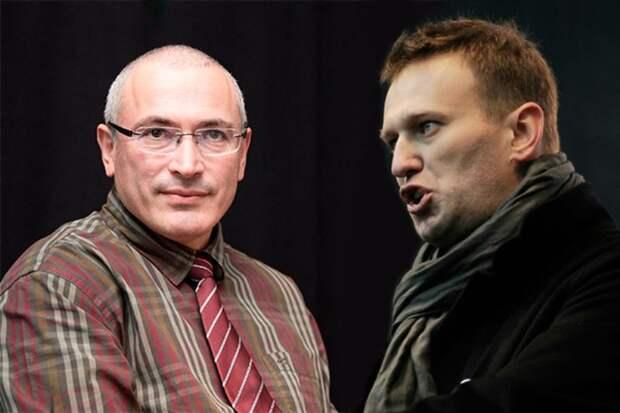 Эксперты о Навальном и Ходорковском: мрази хайпятся на трагедии