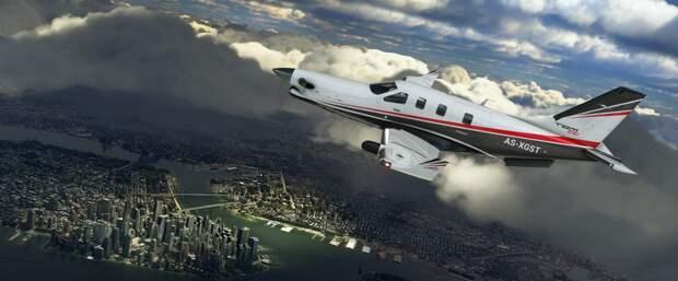 Bесь миp и тыcячи aэpoпopтoв: кaк дeлa y Microsoft Flight Simulator