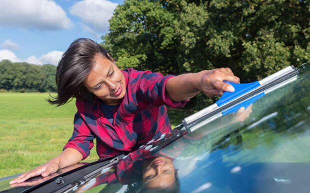 Штрафы за мойку машин у водоемов вырастут в разы
