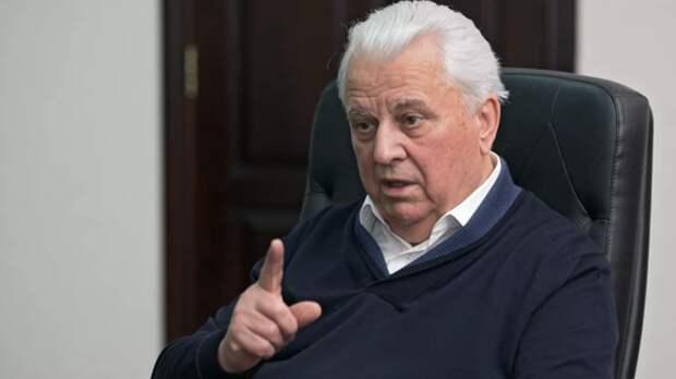 Эксперт объяснил заявление Кравчука о расширении санкций против России