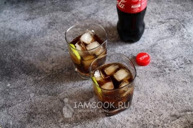 Спиртные напитки. Коктейль «Куба Либре»