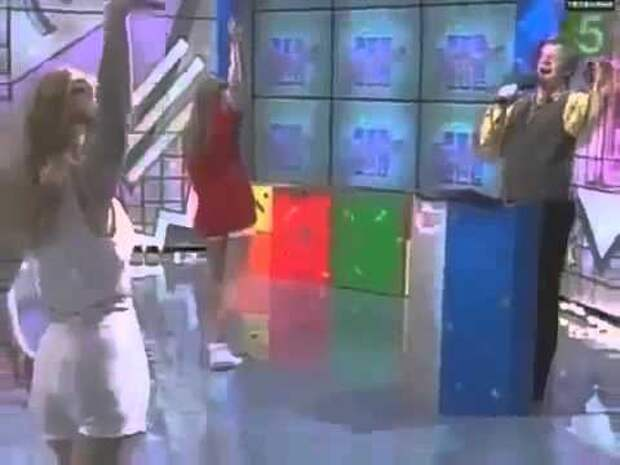 Эротический танец. Казус в эфире детской передачи «Звездный час».