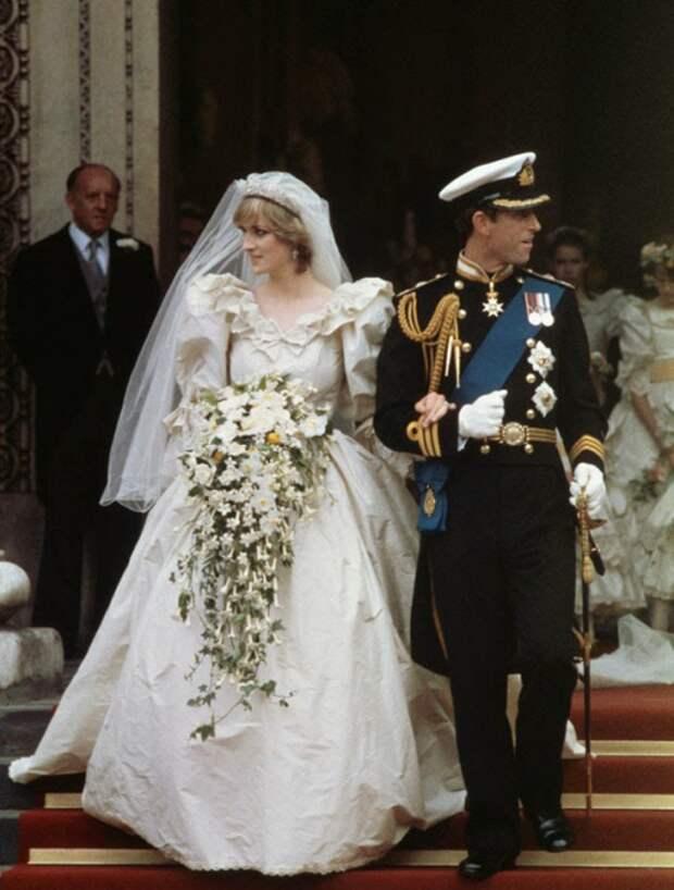 Звёздные свадьбы: 20 свадебных фотографий культовых персон ХХ века (Часть 2)