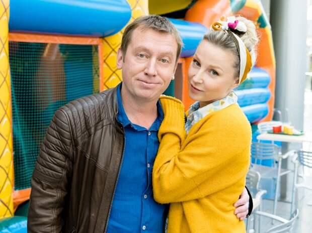 Михаил Трухин и Ольга Медынич