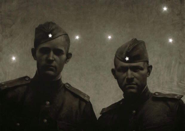 Бессмертный полк подарил вторую жизнь Дню Победы